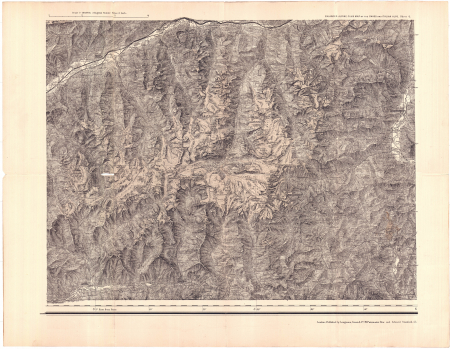 The enlarged Alpine club map of the Swiss & Italian Alps - [Foglio] 6