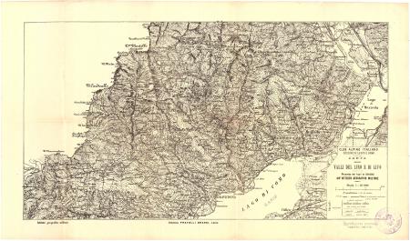 [1]: *Carta delle Valli del Liro e di Livo