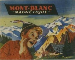 """Mont-Blanc  """"magnetique"""""""