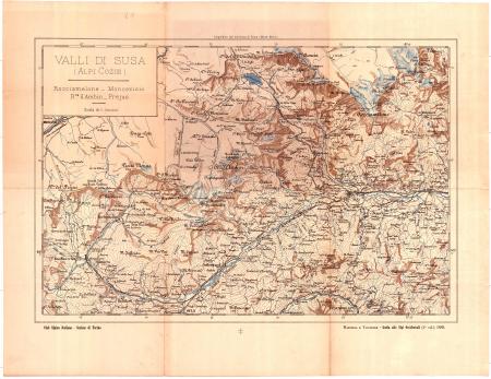 Valli di Susa (Alpi Cozie) : Rocciamelone, Moncenisio, R.ca d'Ambin, Frejus