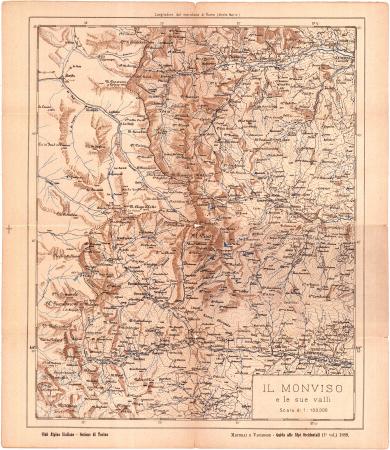 Il Monviso e le sue valli