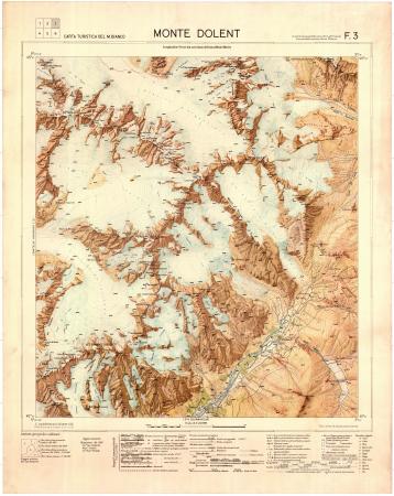 Monte Dolent : F. 3
