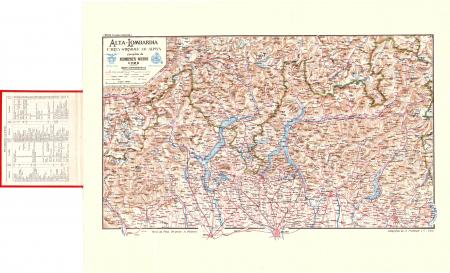 Alta-Lombardia : carta stradale ed alpina