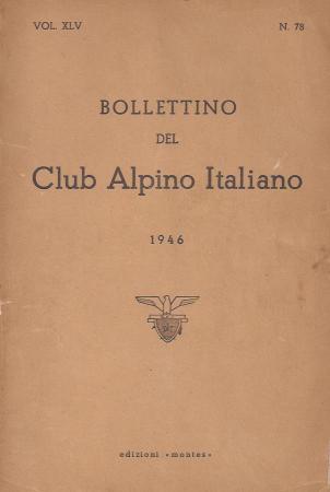 Bollettino del Club alpino italiano