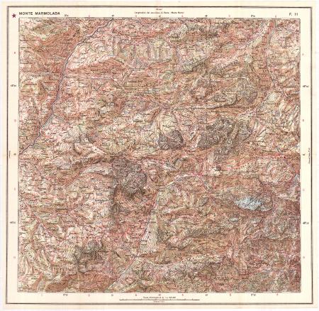 Monte Marmolada : F. 11