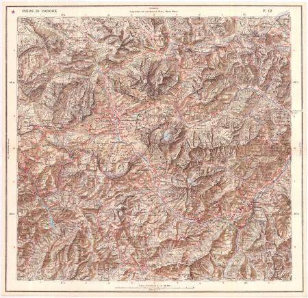 Pieve di Cadore : F. 12