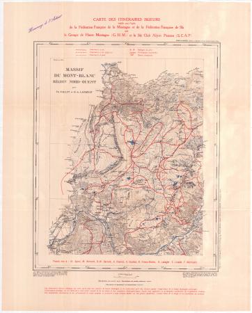 Région Nord-Ouest : [Chamonix, Le Buet, Sixt, Le Fayet]