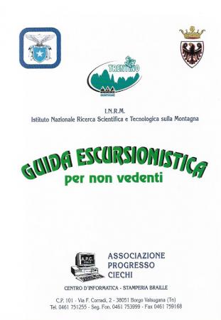 Guida escursionistica per non vedenti