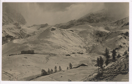 [Riprese varie tra cui Breuil Cervinia, Monte Bianco]