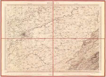 Blatt VI: *Besançon, Le Locle