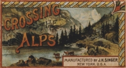 Crossing the Alps