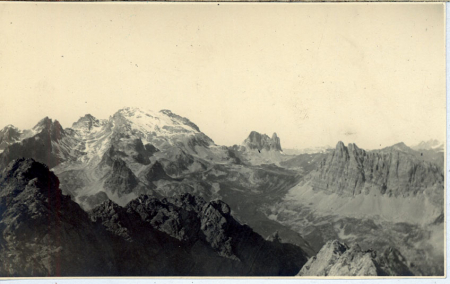 [Riprese varie delle Dolomiti di Valle Stretta]