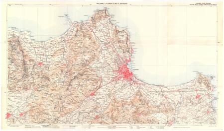 Palermo, la conca d'oro e dintorni