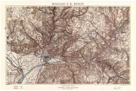 Bolzano e il Renon