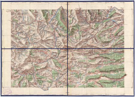 Feuille XXV-33: [*Castellane]