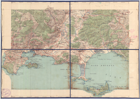 Feuille XXIV-36: [*Toulon]