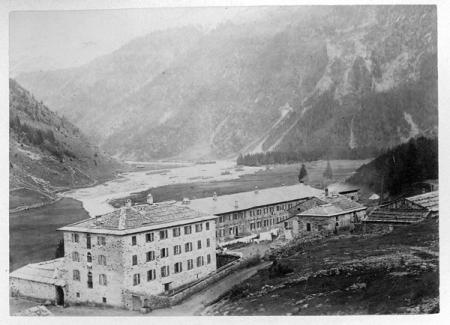 Nelle Alpi Retiche