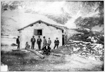 Valle Camonica-Gruppo Adamello
