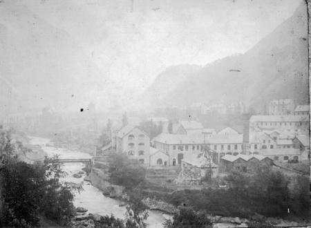 Memorie alpine de 1901
