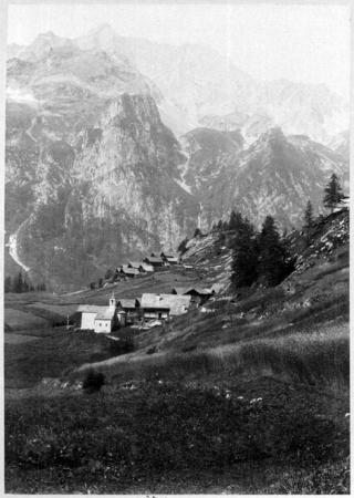 Alagna e Monte Rosa