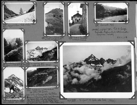 A Alpi escursioni alpine