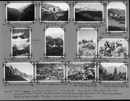 A2 Alpi, escursioni alpine