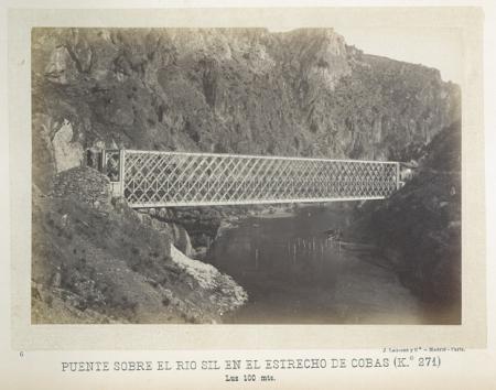 Ferro Carriles de Asturias Galicia y Leon. Inauguracion de la linea general de Galicia