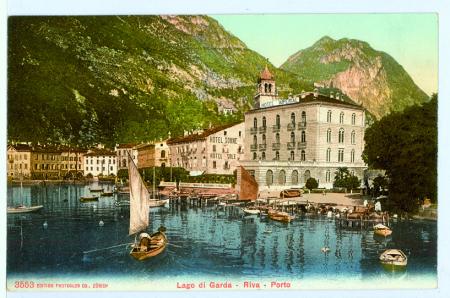 3553 Lago di Garda - Riva - Porto