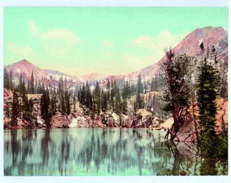 53133 Twin Lake, Big Cottonwood Canon, Utah