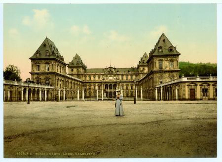 8539 Torino. Castello del Valentino