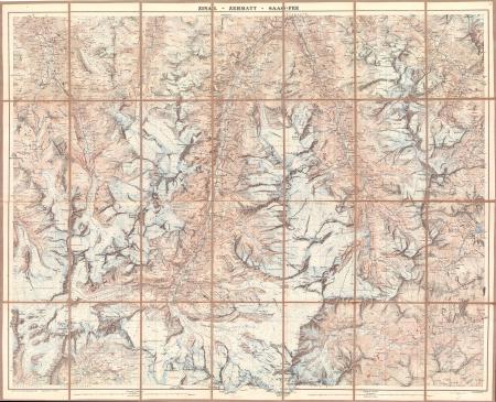 Zinal, Zermatt, Saas-Fee