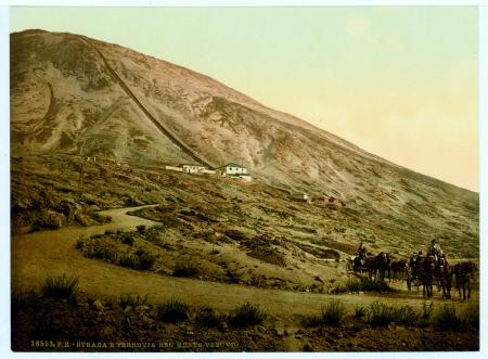 16553 Strada e ferrovia del Monte Vesuvio
