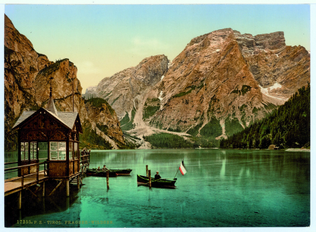 17355 Tirol. Pragser-Wildsee