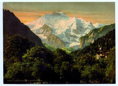 9445 Jungfrau v. Höheweg aus