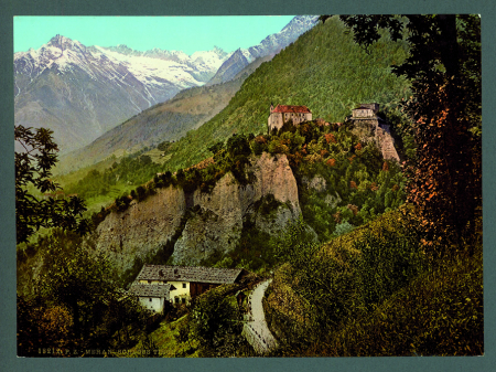 18212 Meran. Schloss Tirol