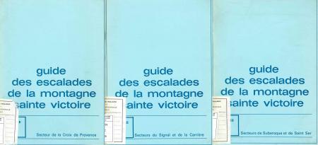 Guide des escaldes de la montagne Sainte Victoire