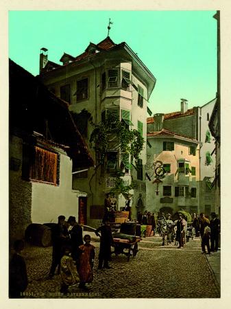 18251 Bozen. Batzenhäusl