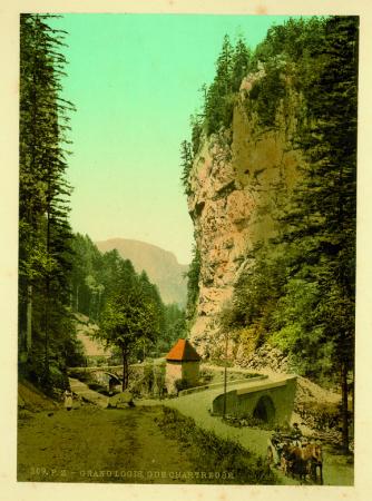 [369 Grand Logis. Gde. Chartreuse, 993 Thoune et les Alpes]