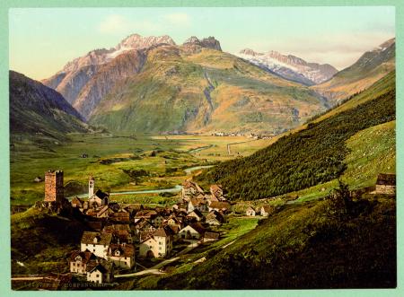 16687 Hospenthal