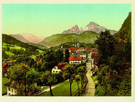 1752 Berchtesgaden