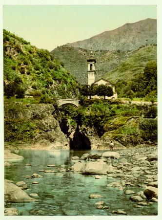6546 Canobbio. Orrido di Sta. Anna