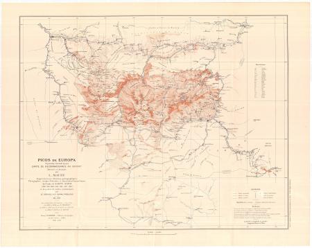 Picos de Europa (Pyrénées Cantabriques)