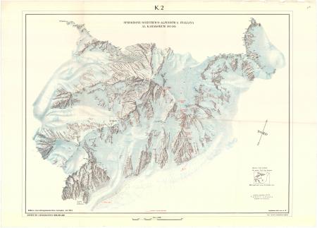 K 2 : spedizione scientifico-alpinistica italiana al Karakorum 1953-1955