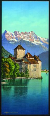 4807 Chillon et la Dent du Midi