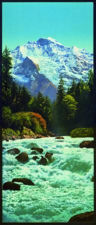 4816 Lütschine mit Jungfrau