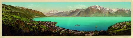 4653 Panorama Montreux-Clarens