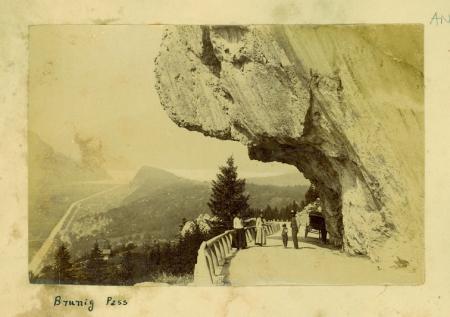 [12556 Luzern, Brunig Pass, Fluelen]