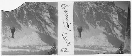 62 Chamonix. Saut