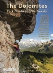 The Dolomites rock climbs and via ferrata