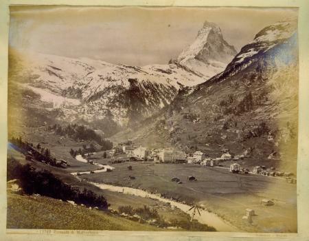 [13767 Zermatt & Matterhorn, Castle of Chillon Lake Geneva, Fribourg]
